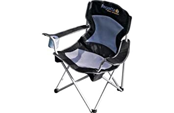hsb regatta deluxe folding camping chair with carry bag with hsb