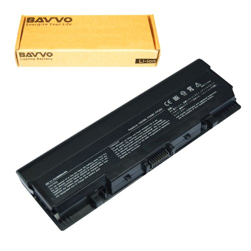 Bavvo 9-Cell Battery Compatible with Dell 312-0590 312-0594 451-10476 FP282 GK479