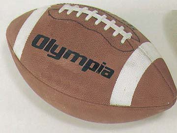 Olympia Composite Leather Tackified Football - Junior (Set of 2)