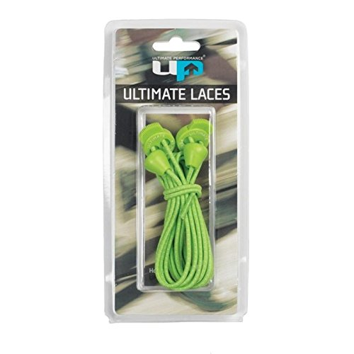 Elastic Laces Ultimate Verde AW16 Performance Lima OwZqgZ