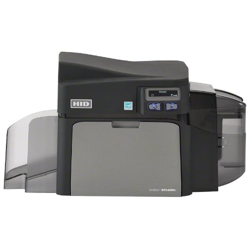 Fargo DTC4250e Single-side ID Card Printer