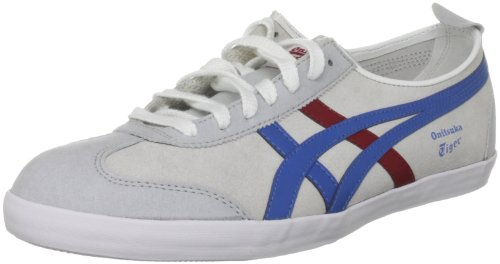 Asics Aaron Sneakers 5 Boys' Low Top Gs Blue rF4rxpP
