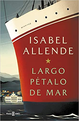Largo pétalo de mar (EXITOS): Amazon.es: Isabel Allende: Libros