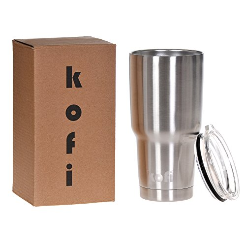Kofi Tumbler Stainless Insulator Included product image