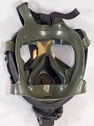 3M FULL FACE RESPIRATOR FR-M40 GAS MASK SIZE SMALL, used for sale  Delivered anywhere in USA