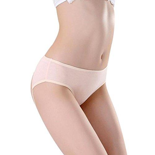 0c67ca26692 EOWEO Women s Underwear Women Sexy Open Butt Backless Panties Thongs Lingerie  Underwear KH(One Size