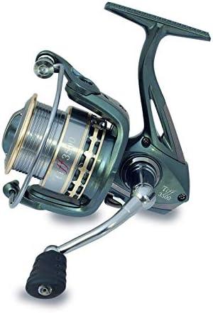 Colmic Carretes de Pesca Tiff 3500 Spinning Boloñesa Feeder Trucha ...