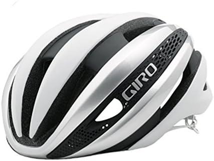 Giro Synthe MIPS Helmet Matte White Silver, L