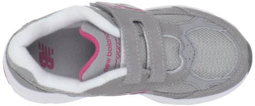 New Balance KV990 Hook and Loop Running Shoe (Little Kid)