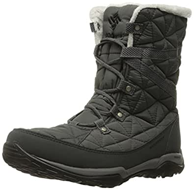 Amazon.com | Columbia Women's Loveland Mid Omni-Heat Snow