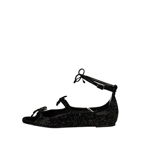 lola cruz Sandalias de Vestir Para Mujer negro