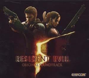 Resident Evil 5 / Game O.S.T. 3 Disc Set