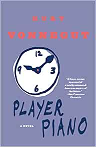 player piano a novel kurt vonnegut 9780385333788