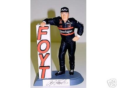 Used, A J Foyt Indy 500 Winner Limited Edition Autographed for sale  Delivered anywhere in USA