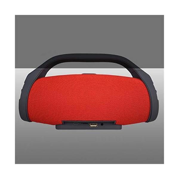 Haut-Parleur Portable Bluetooth étanche Voyage en Plein airHaut-Parleur Bluetooth Camouflage Portable 237mmx140mm 4