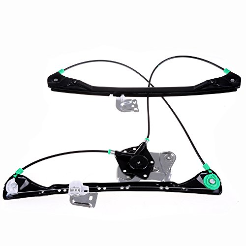 - ROADFAR Power Window Regulator Replacement Parts fit for 1999-2005 Pontiac Grand Am 2 Door 1999-2004 Oldsmobile Alero 2 Door Front Right Passengers Side (NO Motor Assembly) 89044650