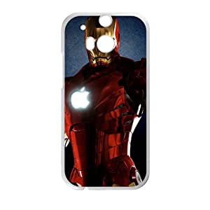 RHGGB Superman Fashion Comstom Plastic case cover For HTC One M8