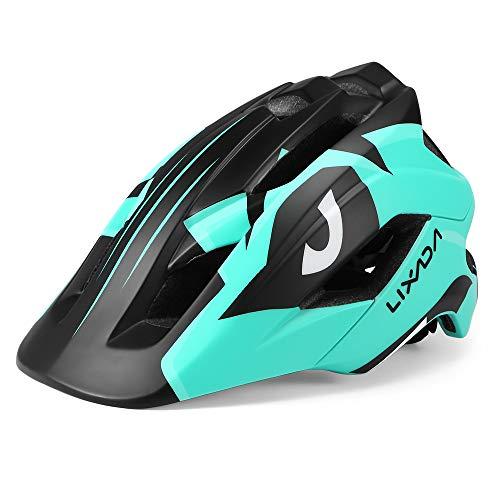 Lixada Bike Helmet,Kids Detachable Full Face Helmet Children Sports Safety Helmet for Cycling Skateboarding Roller Skating