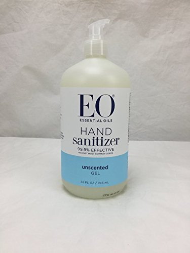 EO Products Hand Sanitizer Gel product image