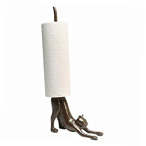 Moon Daughter Tissue Paper Holder Cat Deflection - Home Decor Kitchen - Toilet Holder Roll Moon