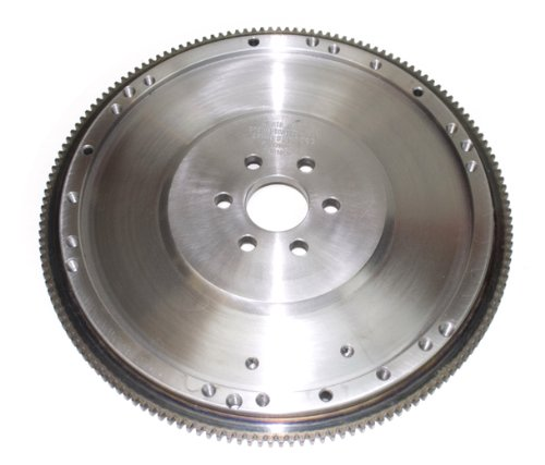 PRW 1628980 SFI-Rated 24 lbs. 157 Teeth 0-Balance Billet Steel Flywheel for Ford 260-302 1964-95