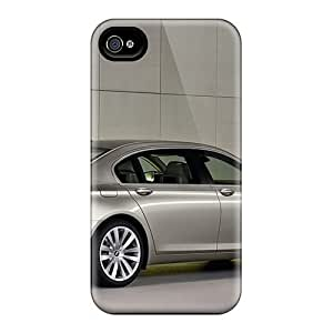 Iphone 4/4s Cover Case - Eco-friendly Packaging(bmw 750li)