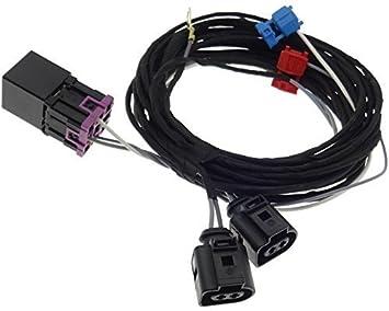 Nebelscheinwerfer Kabel Relais AUDI A3 8L VW Passat 3BG: Amazon.de ...