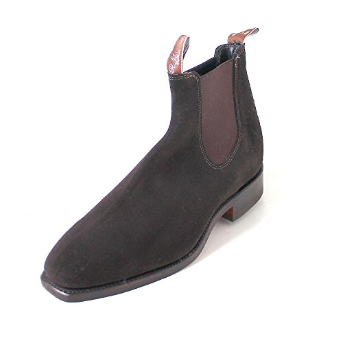Craftsman R M chocolate R M Williams suede IFzpwdq
