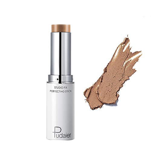 BXzhiri Beauty Concealer Makeup Concealer Stick Long Wearing Smooth Concealer for Dark Circles,Blemishes and Spots]()