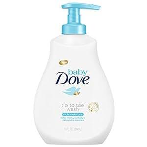 Baby Dove Tip to Toe Wash, Rich Moisture 13 oz