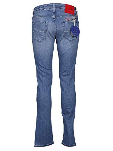 Jacob Azul J622slimcomf01373w3003 Algodon Hombre Jeans Cohen aq4HRrwxa