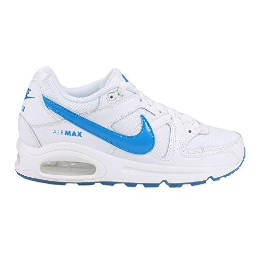 Nike Air Max Command Glow (GS) White/Photo Blue 685605100 WHITE/PHOTO BLUE