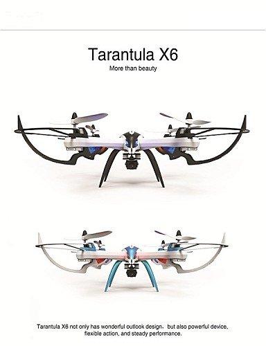 H & F @ Yizhan Tarantula X6 drone 2.4 G 4 CH RC Quadcopter con ...