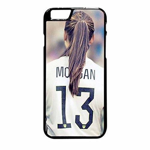 Cover Uswnt - Alex Morgan iPhone 6 Plus/6s Plus Cover Case (Noir Plastic)