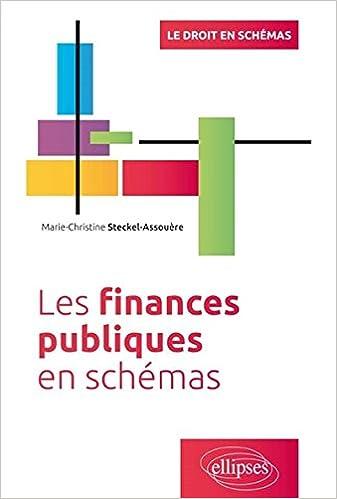 Livre à télécharger gratuitement en txt Les Finances Publiques en Schémas in French PDF DJVU FB2 by Marie-Christine Steckel-Assouère 2340003067