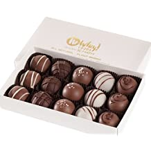 Chocolate Truffle Collection - Gluten Free, Milk Free, Nut Free - 15 Pieces