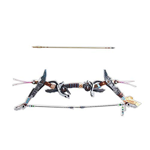 79cos Horizon Zero Dawn Cosplay Prop Aloy Bow+Arrow