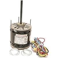 3/4 HP Motor 208 - 230 VAC 1075 RPM 3 SPD