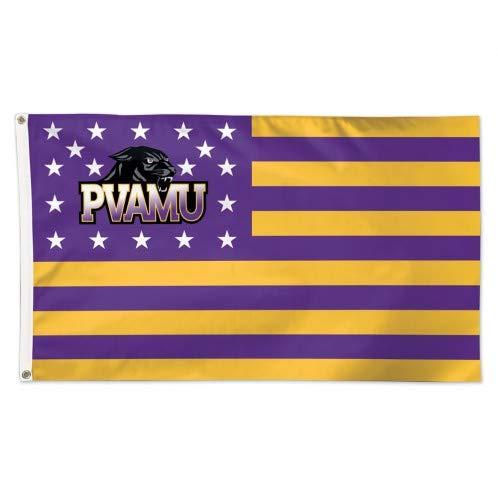 Wincraft Prairie View A&M University PVAMU Panthers American Flag 0,9 x 1,5 m – NCAA
