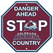 NHL Unisex NHL Stop Sign
