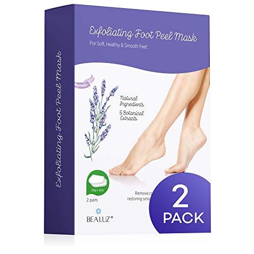 2 Pairs Foot Peel