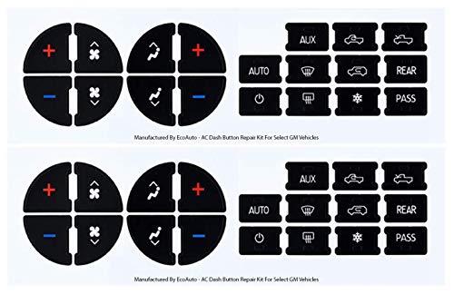 AC Dash Button Repair