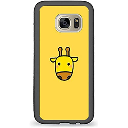 Custom Phone Cases Design for Samsung Galaxy S7 - The yellow deer back phone cases Sales