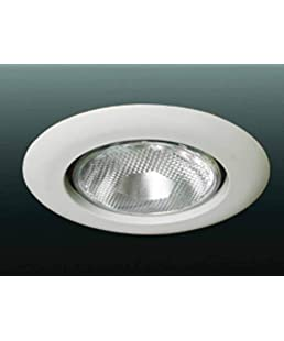 VOLUME LIGHTING V8035-6 White Recessed Open Trim