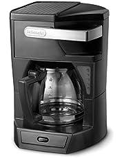 ماكينة تحضير القهوة بفلتر 1.8 لتر من ديلونجي، 900 واط - Icm 30، لون اسود