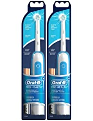 Oral-B Pro-Health Precision Clean Battery Toothbrush, 2 Count
