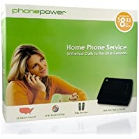 Phone Power IF-ITVV-CFFY Phone Power Broadband Telephone Service VoIP Phone and Device
