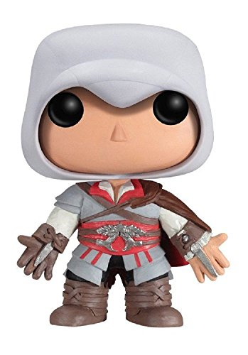 Pop! - Figura Ezio de Assassin s Creed, 10 cm (Funko FUNVPOP1840)