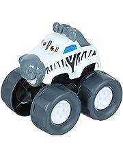 PlayGo Zebra Shaped Car for Kids - Multi Color