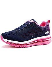 Dames Heren Schoenen Air Sneakers Lichte Fitness Sportschoenen Outdoor Running Ademende Gym Loopschoenen